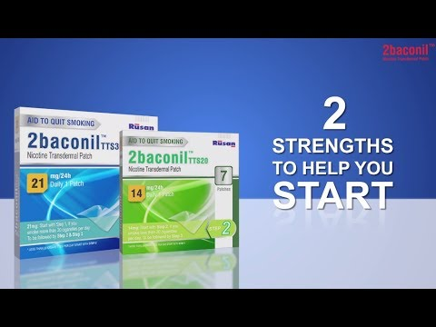 Nicotine Patch & Gum |Quit Smoking with India First Nicotine