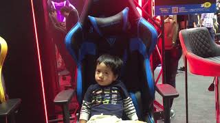 Tokyo Game Show 2018 | A vlog with our 2 yrs old!