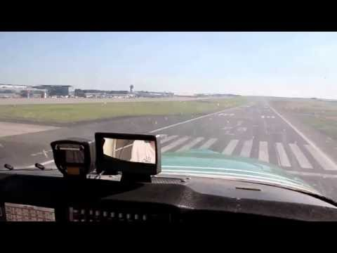 Low Pass over EBLG - Liege Airport