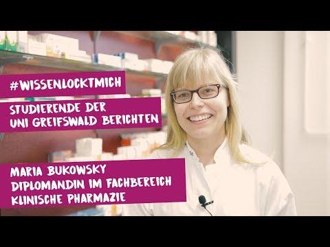 #wissenlocktmich - Pharmaziestudentin Maria