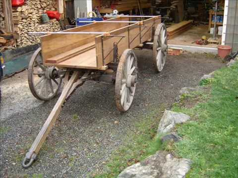 How to Restore and Rebuild an Old Sheepwagon, Sheep Camp Wagon by Jim Howard