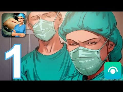 Operate Now: Hospital - Gameplay Walkthrough Part 1 (iOS, Android)