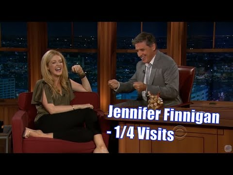 Jennifer Finnigan - 1 Laugh & You Will Fall In Love - 1/4 Appearances [720p]