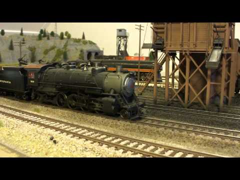 steam crane model