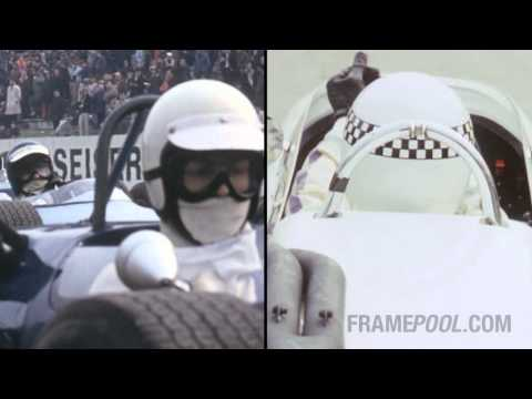 Jim Clark - hist last race documented by a young cameraman