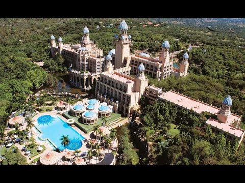 The Palace of the Lost City | South Africa Family Holiday