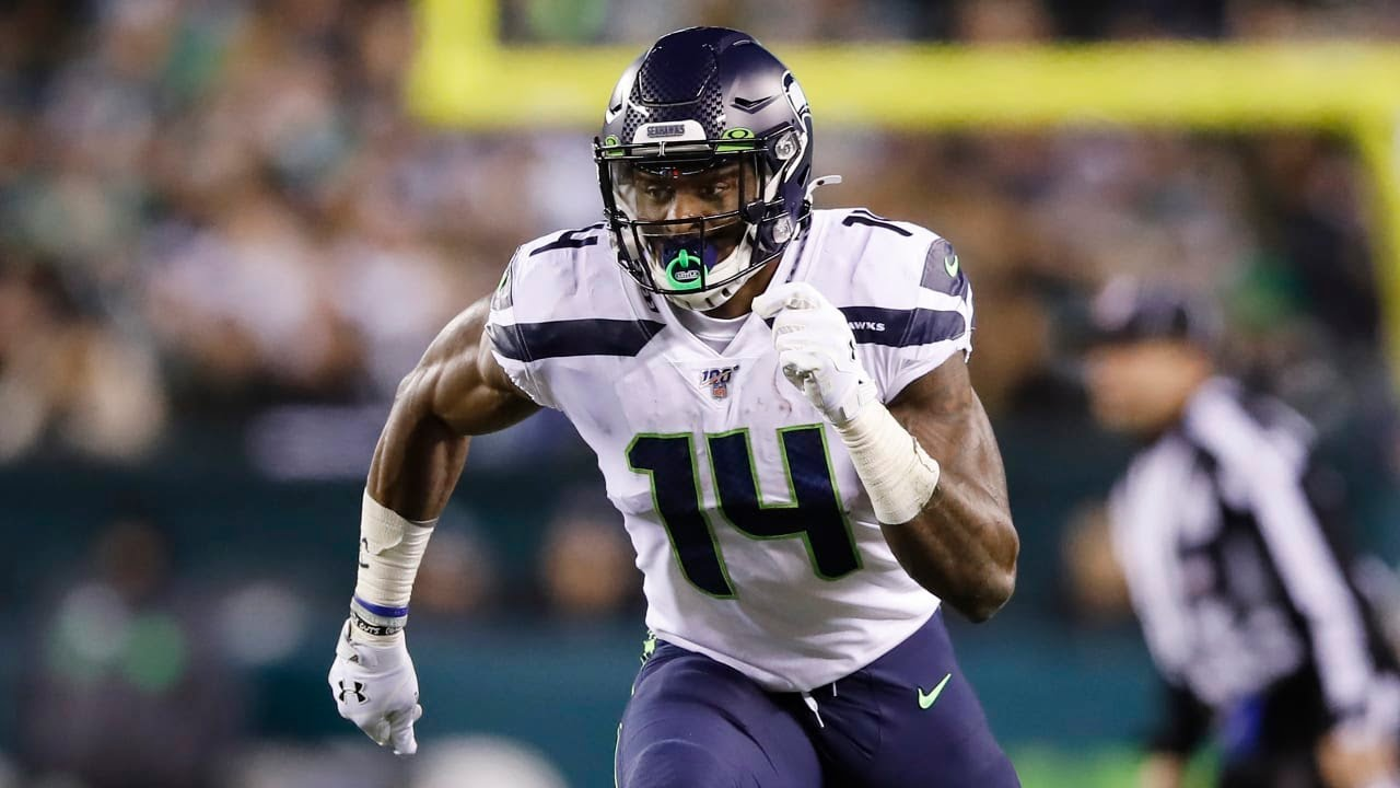 Seahawks' DK Metcalf posts 10.37-second time in 100M dash at ...