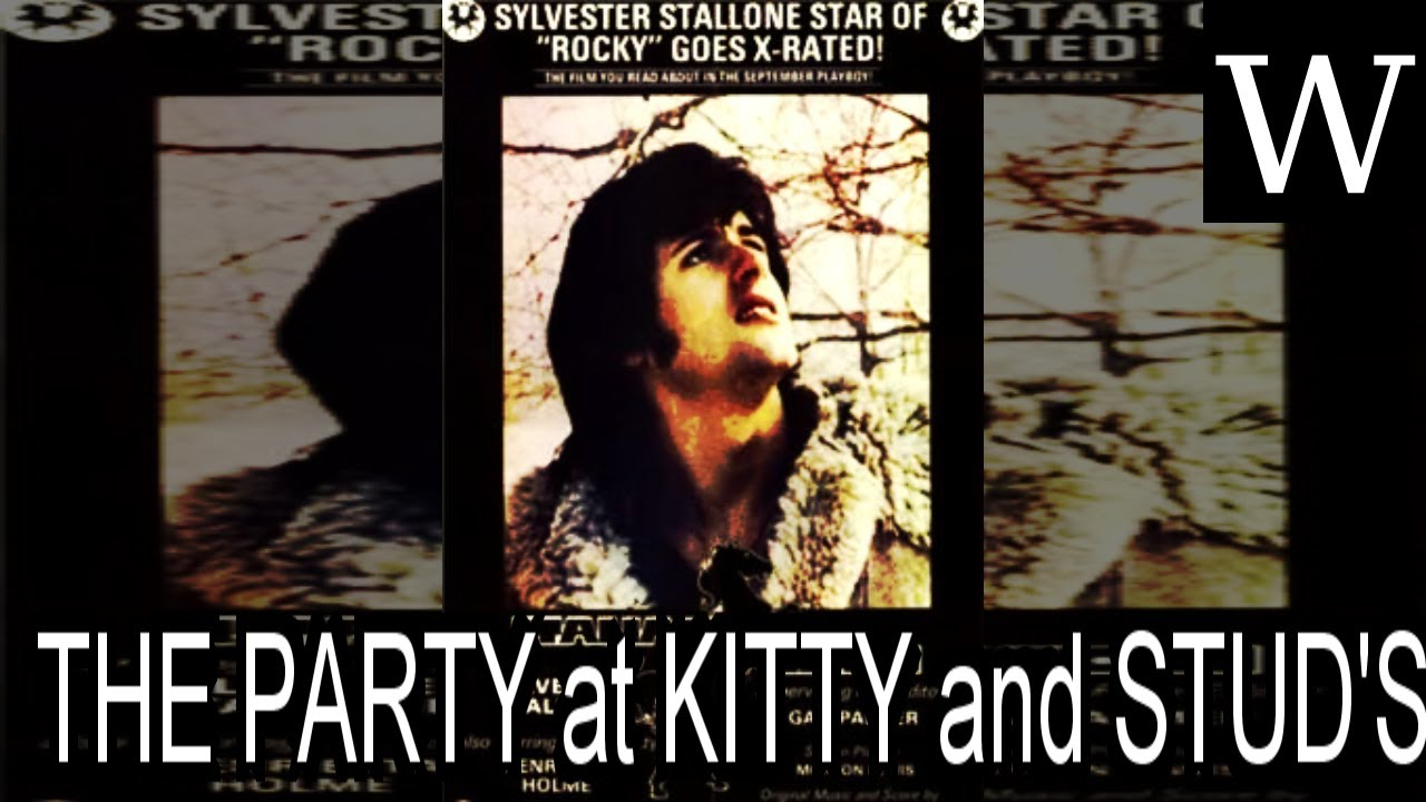 The party at kitty and studs full