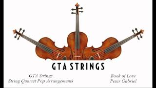 Book of Love - Peter Gabriel - String Quartet COVER