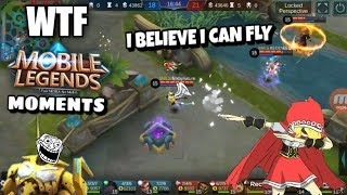 Mobile Legends WTF Moments Episode | WOLF XOTIC