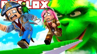 THE GRINCH YOU HAVE TO MANAGE ON ROBLOX!!