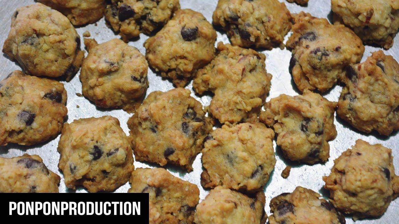 The Ultimate Chocolate Chips Cookies Famous Amos Kuih Raya Youtube