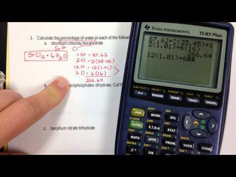 Worksheet Percentage Composition Worksheet percentage composition worksheet key youtube key