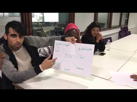 Project Management - Electric Mood Drink | Coventry University London Campus