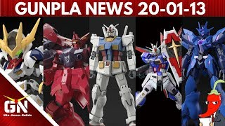 Gunpla News | Kits Reissued, RX 78 Origins, RG Impulse, Barbatos,Strike,Top 5 Best Builds