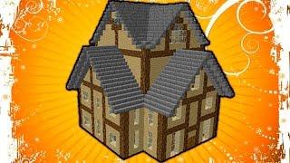 [MINECRAFT: Дом из простых блоков] Как построить красивый дом в minecraft?(http://vk.cc/4CsgUQ ◅ САМАЯ ДЕШЕВАЯ РЕКЛАМА!)))) ⇨⇨⇨ http://vk.com/FlickPub - ⇦⇦⇦ РОЗЫГРЫШИ ЛИЦЕНЗИЙ МАЙНКРАФТ! ⇨⇨⇨ http://mcgaming...., 2016-06-09T01:24:13.000Z)