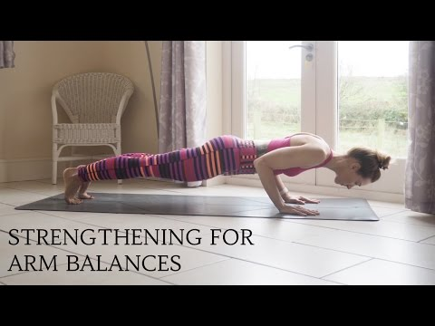 How To Master Yoga Arm Balances With 5 Exercises
