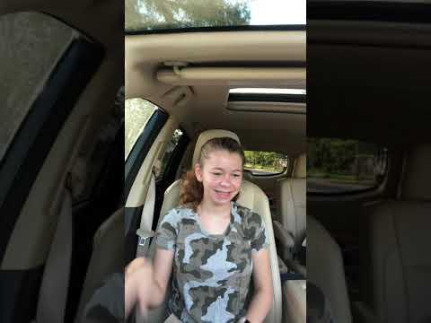 Doing Tiktoks In The Car Youtube