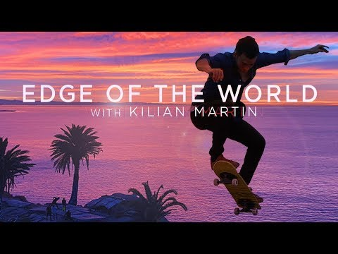 EDGE OF THE WORLD with Kilian Martin - MorfBoard Official