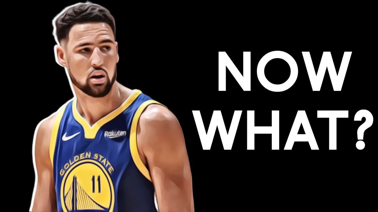 Klay Thompson Suffers Season-Ending Achilles Tear