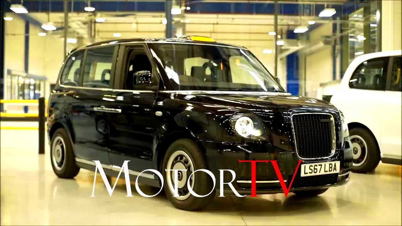 Download CAR FACTORY : THE NEW 2018 TX ECITY LONDON TAXI PRODUCTION, DESIGN & INTERVIEW (ENG)