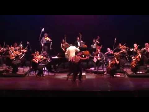 Nostalgico by Julian Plaza - Pan American Symphony Orchestra
