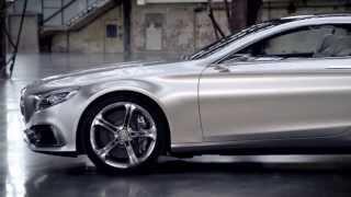 Mercedes-Benz S-Class Coupe Concept 2013 Videos