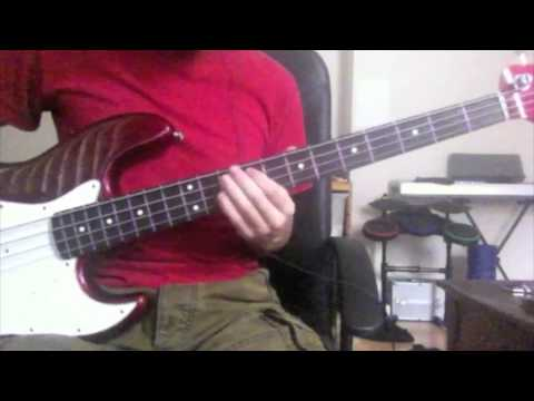 Catch 22 - As The Footsteps Die Out Forever - Bass Cover mp3