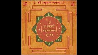 Hanuman Mantra  - ॐ  हं  हनुमते  रुद्रात्मकाय  हुं  फट् |