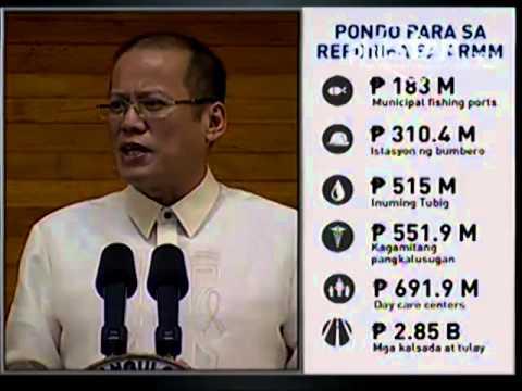 philstar.com video:  President Benigno Aquino III's Third State of the Nation Address