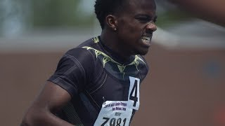 Brandon Miller AAU Junior Olympic Games 800m National Record Attempt
