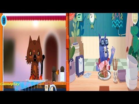 Toca kitchen1 vs Toca Kitchen Sushi Ipad Gameplay HD