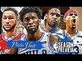 Philadelphia 76ers NBA Season Preview: Joel Embiid | Ben Simmons | Al Horford [2019-20]