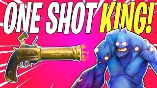 NEW King of One Shot Kills! Level 130 Jack's Revenge Weapon Review | Fortnite Save The World
