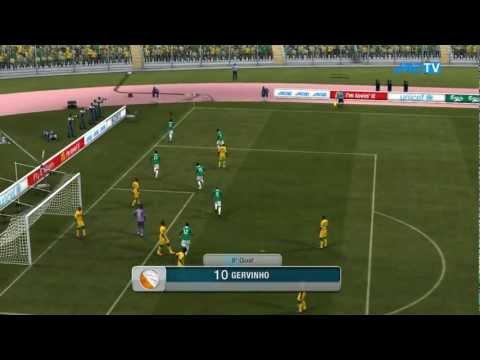 FIFA 12 - RTWC Japan 2012 - Zimbabwe vs. Ivory Coast