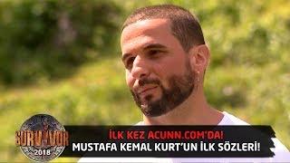 İlk kez Acunn com'da | Gönüllü Mustafa Kemal Kurt'un ilk sözleri!