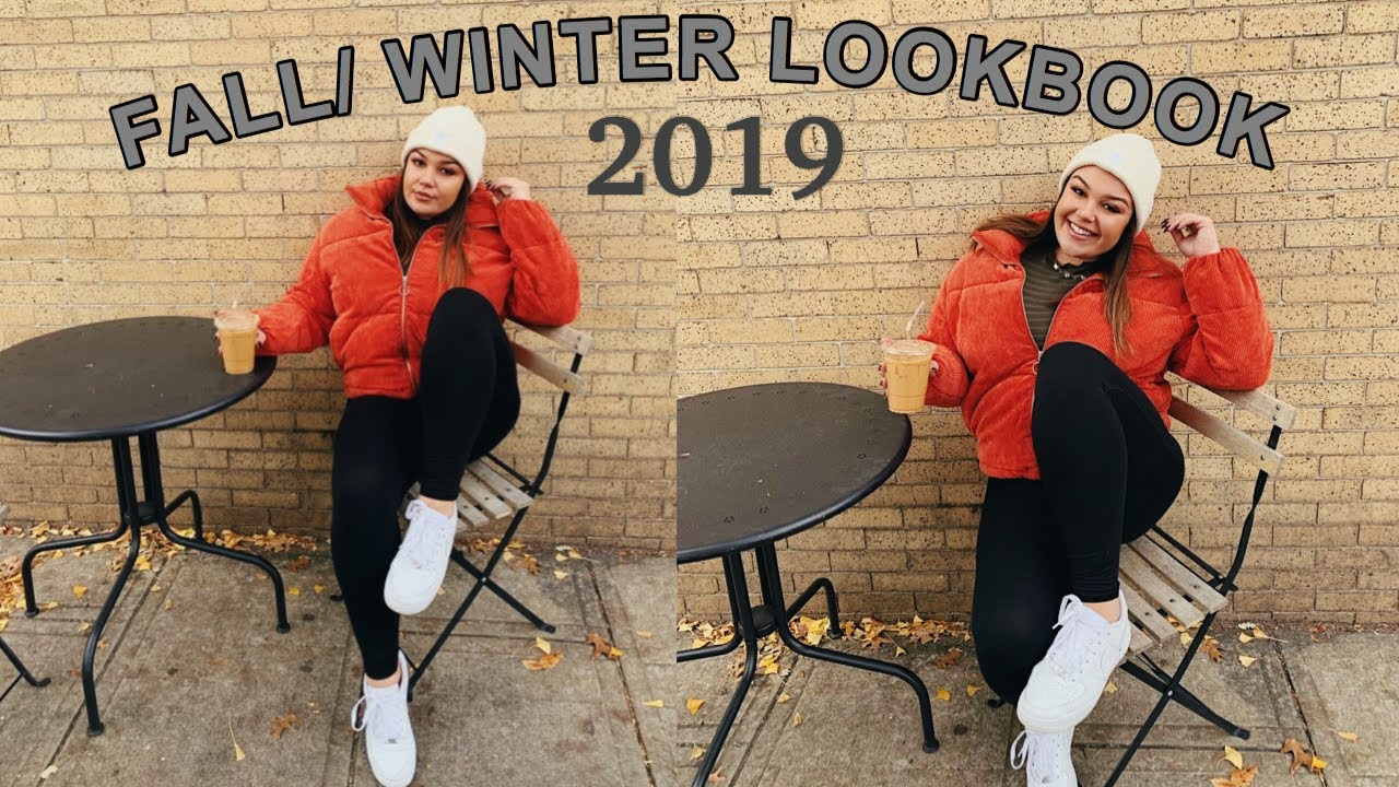 [VIDEO] - FALL/ WINTER LOOKBOOK- OUTFIT IDEAS 1