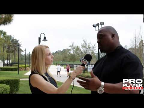 Outside the Lines with NFL Leader Brian Waters