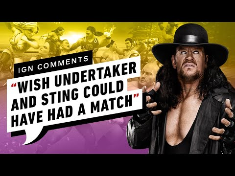 The Undertaker Responds to IGN Comments