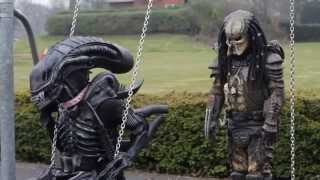 Alien Loves Predator UK.