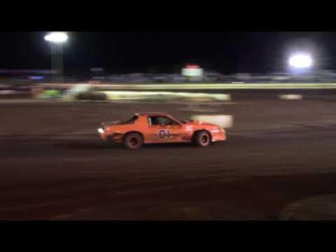 Gary Pescador 8/4/18 Heat 1 Paradise Speedway Maui