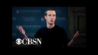 Mark Zuckerberg defends policy to allow politicians to lie in campaign ads