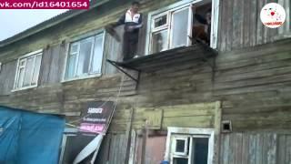 Якутск  Шоу в пьяном угаре