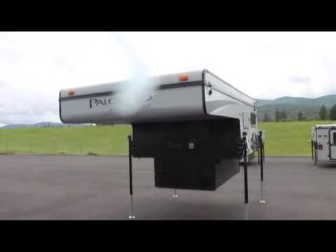 2018 palomino backpack edition ss-800, folding trailers rv for.