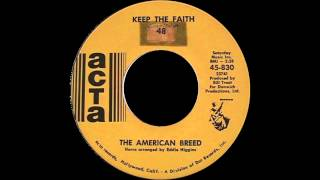 The American Breed - Keep The Faith