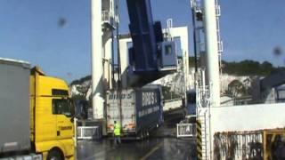 Kierowca Ciężarówki w Międzynarodówce - część 5 - Anglia pierwszy raz