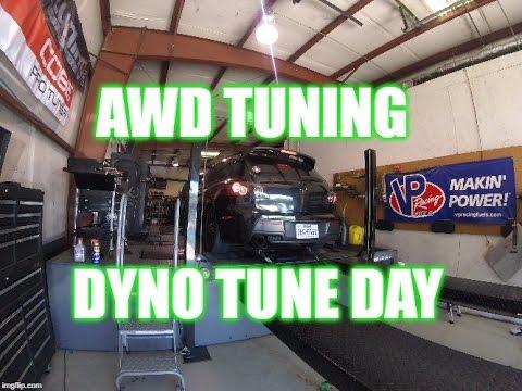 DALLAS TRIP/AWD TUNING DAY