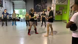 Immortal Martial Arts Center | Muay Thai with Matt Brown