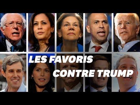 Présidentielle américaine de 2020: les atouts des favoris démocrates pour battre Trump