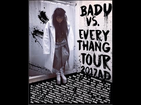 Badu vs. EVERYTHANG?!!!  If She's in TOKYO? She Doesn't Know What 'EVERYTHANG' IS!!!!